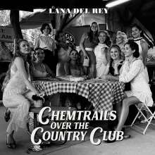 Lana Del Rey: Chemtrails Over The Country Club, LP