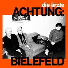 """Die Ärzte: ACHTUNG: BIELEFELD (Limited Edition), Single 7"""""""