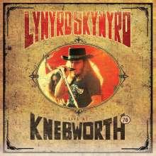 Lynyrd Skynyrd: Live At Knebworth '76, 1 CD und 1 Blu-ray Disc