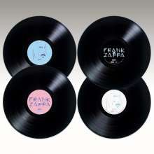 Frank Zappa (1940-1993): Zappa '88: The Last U.S. Show (Limited Edition) (180g), 4 LPs
