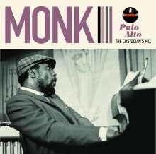 Thelonious Monk (1917-1982): Palo Alto: The Custodian's Mix (Limited Edition), LP