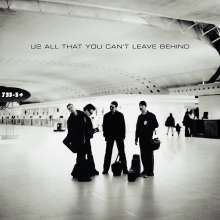 U2: All That You Can't Leave Behind (Limited 20th Anniversary Lifetime Edition), 2 LPs