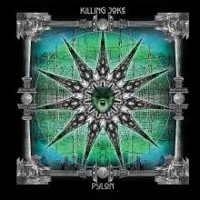 Killing Joke: Pylon (Deluxe Edition), 2 CDs