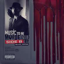 Eminem: Music To Be Murdered By - Side B (Deluxe Edition), 2 CDs