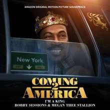 Filmmusik: Coming 2 America (DT: Der Prinz aus Zamunda 2), CD