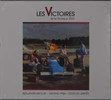 Benjamin Biolay: Grand Prix (Les Victoires De La Musique 2021) (Édition Limitée), CD