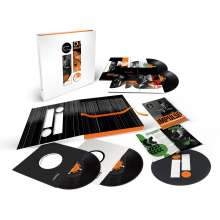 Impulse Records: Music, Message And The Moment, 4 LPs