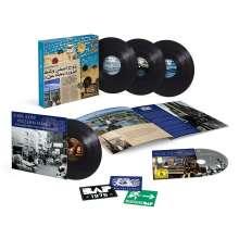 """Niedeckens BAP: Alles fließt - Geburtstagsedition, 3 LPs, 1 Single 10"""" und 1 DVD"""