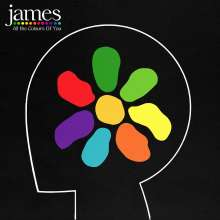 James (Rockband): All The Colours Of You, 2 LPs