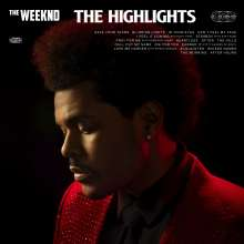 The Weeknd: The Highlights, CD