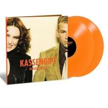 Rosenstolz: Kassengift (Remastered 2021) (180g) (Limited Edition) (Orange Vinyl), 2 LPs