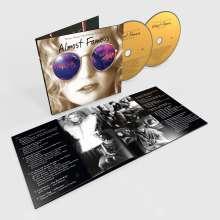 Filmmusik: Almost Famous (DT: Fast berühmt) (20th Anniversary Edition), 2 CDs