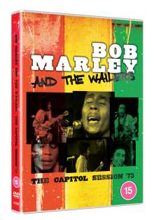 Bob Marley (1945-1981): The Capitol Session '73, DVD