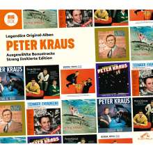 Peter Kraus: Big Box, 4 CDs