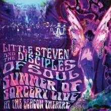 Little Steven (Steven Van Zandt): Summer Of Sorcery Live! At The Beacon Theatre, 3 CDs