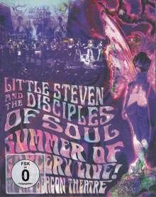 Little Steven (Steven Van Zandt): Summer Of Sorcery Live! At The Beacon Theatre, Blu-ray Disc