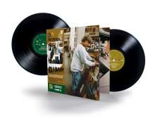 DJ Shadow: Endtroducing (HalfSpeed Remaster) (180g) (Limited 25th Anniversary Edition), 2 LPs