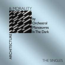 OMD (Orchestral Manoeuvres In The Dark): Architecture & Morality: The Singles (40th Anniversary), CD