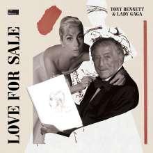 Tony Bennett & Lady Gaga: Love For Sale (Standard Edition), CD