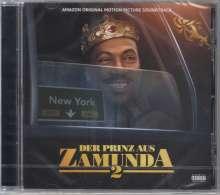 Filmmusik: Der Prinz aus Zamunda 2 (Deutsche Version), CD