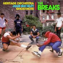 Jules Buckley, Heritage Orchestra & Ghost-Note: The Breaks, CD