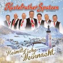 Kastelruther Spatzen: HeimatLiebe Weihnacht, CD