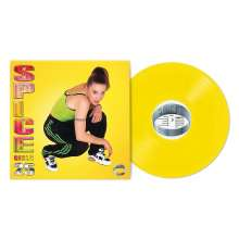Spice Girls: Spice (Limited 25th Anniversary Edition) (Sporty Yellow Vinyl), LP