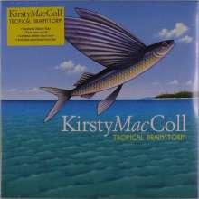 Kirsty MacColl: Tropical Brainstorm (Limited Edition) (Blue Vinyl), LP