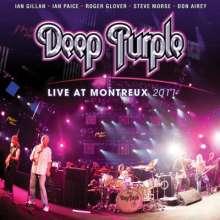 Deep Purple: Live At Montreux 2011, 2 CDs und 1 DVD