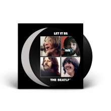 The Beatles: Let It Be (Limited Edition) (Picture Disc), LP