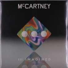 Paul McCartney (geb. 1942): McCartney III Imagined (Limited Edition) (Pink Vinyl), 2 LPs