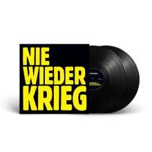Tocotronic: Nie wieder Krieg (180g), 2 LPs