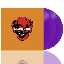 Killing Joke: Killing Joke (Limited Edition) (Purple Vinyl), 2 LPs