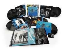 Nirvana: Nevermind (30th Anniversary Edition) (180g) (Limited Vinyl Boxset), 8 LPs