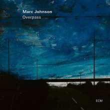 Marc Johnson (geb. 1953): Overpass, CD