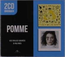 Pomme: Les Failles Cachéees / A Peu Prés (2 Originals), 2 CDs