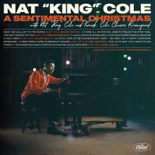 Nat King Cole (1919-1965): A Sentimental Christmas With Nat King Cole And Friends: Cole Classics Reimagined, LP