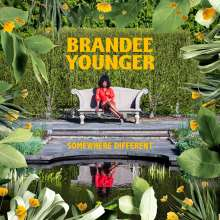 Brandee Younger: Somewhere Different, CD