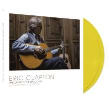 Eric Clapton: The Lady In The Balcony: Lockdown Sessions (180g) (Limited Edition) (Translucent Yellow Vinyl), 2 LPs