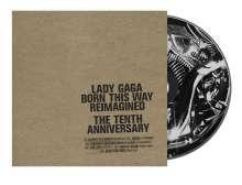 Lady Gaga: Born This Way (The Tenth Anniversary), 2 CDs