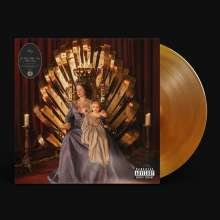 Halsey: If I Can't Have Love, I Want Power (Limited Edition) (Transparent Orange Vinyl), LP