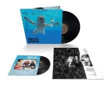 "Nirvana: Nevermind (30th Anniversary Edition) (Limited Edition), 1 LP und 1 Single 7"""