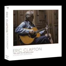 Eric Clapton: The Lady In The Balcony: Lockdown Sessions, 1 Blu-ray Disc und 1 CD