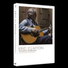 Eric Clapton: The Lady In The Balcony: Lockdown Sessions, DVD