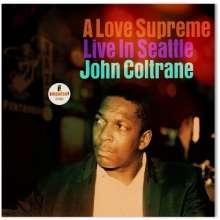 John Coltrane (1926-1967): A Love Supreme: Live In Seattle, CD