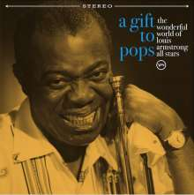 The Wonderful World Of Louis Armstrong All Stars: A Gift To Pops, LP