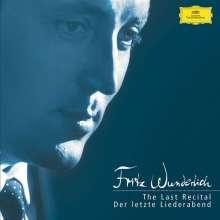 Fritz Wunderlich - Sein letzter Liederabend, CD