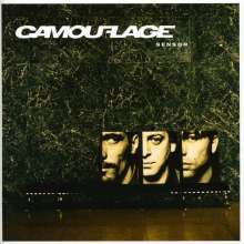 Camouflage: Sensor, CD