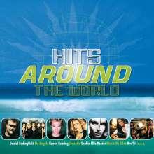 Hits Around The World, CD