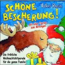 Volker Rosin: Schöne Bescherung!, CD